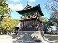 Bell tower of Daizenji Tamatare-gu.jpg