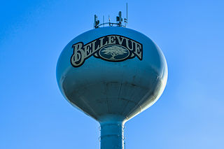 Bellevue, Wisconsin Village in Wisconsin, United States