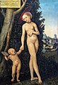 Bemberg Fondation Toulouse - Vénus et Cupidon - Lucas Cranach (I) - 1531 Inv.1015.jpg