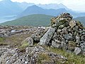 Ben Meabost summit cairn - geograph.org.uk - 895677.jpg
