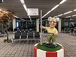 Ben gurion airport terminal 1 statue of ben gurion (2017).jpg