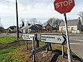 Bendooragh crossroads, County Antrim - geograph-5328225.jpg