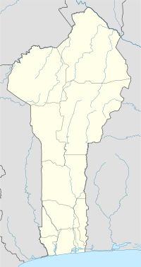 Sinendé is located in Benin