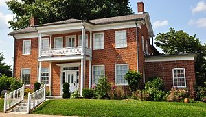 National Register of Historic Places listings in Cape Girardeau County, Missouri