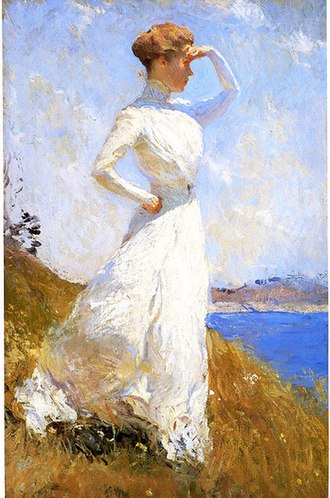 "Frank Weston Benson - ""Summer"" (1909)"