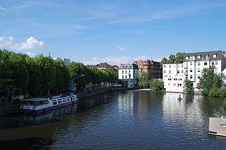 Bergedorf Borough of Hamburg in Germany