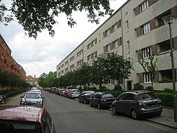 Gondeker Straße in Berlin