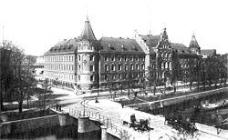 The royal berlin railway division
