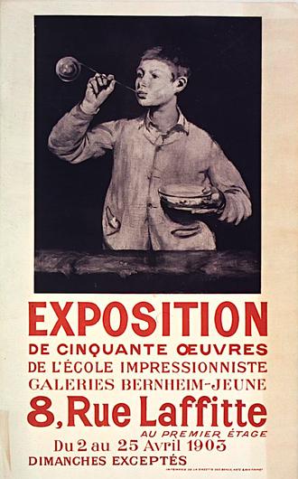 Bernheim-Jeune - Image: Bernheim Jeune Exhibition Impressionnists 1903