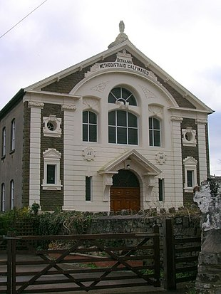 Bethania Calvinistic Methodist Chapel