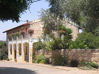 Bethlehem of Galilee - Restored historic home in Bethlehem of Galilee