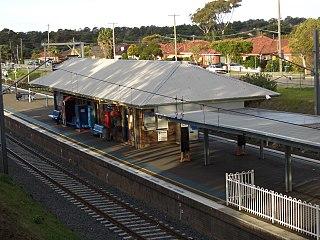 Beverly Hills railway station railway station in Sydney, New South Wales, Australia