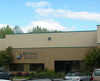 Beyond Words Publishing - Company headquarters in Hillsboro