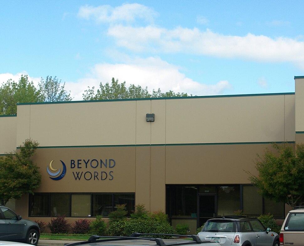 Beyond Words Publishing headquarters