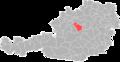 Bezirk Steyr-Land in Österreich.png