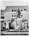 Bezoek van prinses Juliana aan West-Indië (februari-maart 1944). Curaçao. Onthu…, Bestanddeelnr 935-1535.jpg