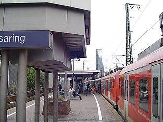 Köln Hansaring station - Köln-Hansaring station