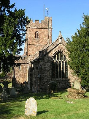 West Somerset - Image: Bicknoller church