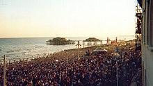 Il Big Beach Boutique a Brighton (2002)