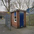 Bijgebouw bij het voetbalstadion- entreegebouwtje - Groningen - 20383735 - RCE.jpg