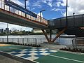 Bikeway & footpath along Brisbane River in Milton, Qld 05.JPG