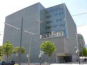 Biblioteca de la Universidad de Deusto - Wikipedia, la