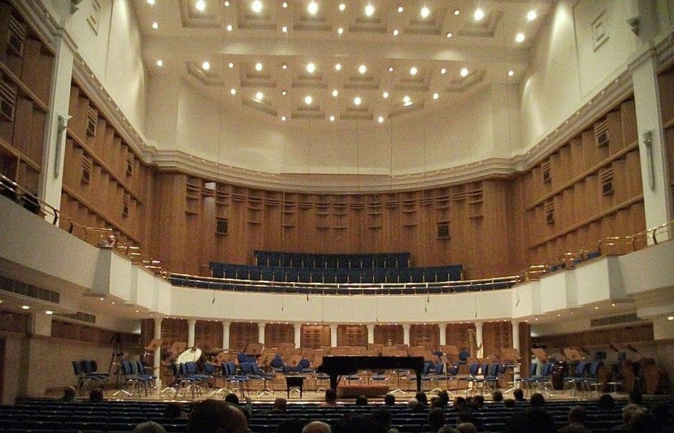 Bilkent concert hall