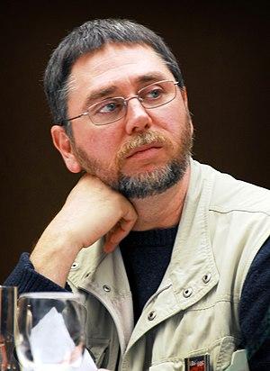 Bill Cameron (mystery author) - Image: Bill Cameron (author)