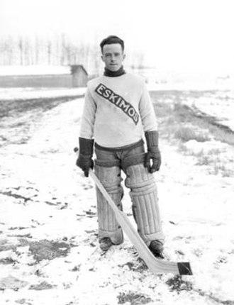 Edmonton Eskimos (ice hockey) - Image: Bill Tobin, Edmonton Eskimos