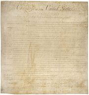 The United States Bill of Rights influenced the text of the Charter, but its rights provisions are interpreted more conservatively. Canadian and American cases nevertheless sometimes have similar outcomes because the broader Charter rights are limited by section 1 of the Charter.