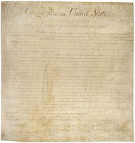 United States Bill of Rights - Wikipedia, the free encyclopedia