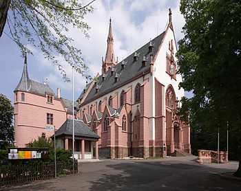 Deutsch: Rochus-Kapelle in Bingen am Rhein/Deu...