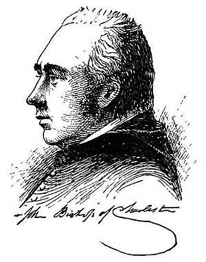 John England (bishop) - Bishop John England