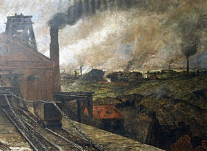 Constantin Meunier - Black Country