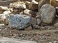 Blauer-Beton, Abbruch Hausfundament.jpg