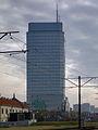 Blekitny Wiezowiec w Warszawie 2011 (1).JPG