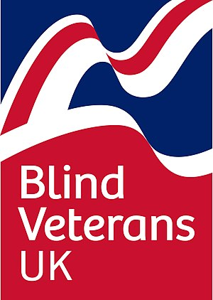 Blind Veterans UK - Image: Blind Veterans UK Logo