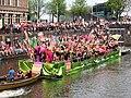 Boat 48 Groen Links, Canal Parade Amsterdam 2017 foto 1.JPG