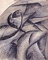 Boccioni - Dinamismo di un corpo umano, 1913, 168f.jpg
