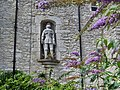 Bodelwyddan castlea Knight without fear and without reproach - panoramio.jpg