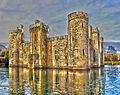 Bodiam Castle HDR (8257723302).jpg