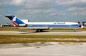 Air Transat - Boeing 727-233-Adv, Air Transat