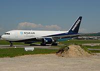OY-SRM - B762 - Star Air (Denmark)