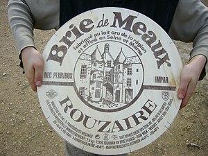 Brie de Meaux - Brie de Meaux