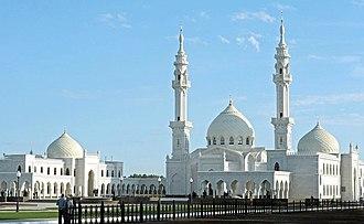 Bolgar, Spassky District, Republic of Tatarstan - Image: Bolgar mosque