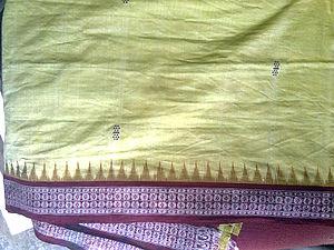 Bomkai Sari - Bomkai saree or Sonepuri Saree
