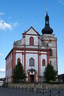 Bor (Tachov District) town in the Czech Republic