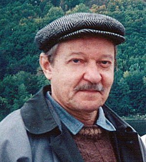 Boris Arbuzov (physicist) - Image: Boris Arbuzov Volga near Samara September 1997 crop ad