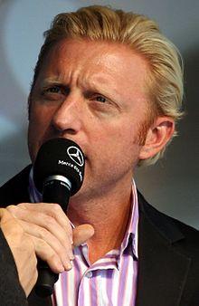 Becker nel 2007