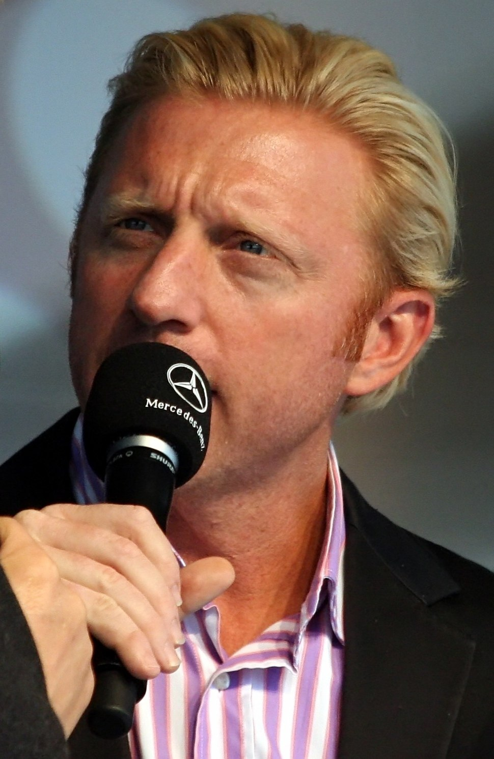 Boris Becker 2007 amk